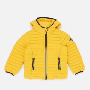 Joules Kids' Cairn Packaway Jacket - Gold