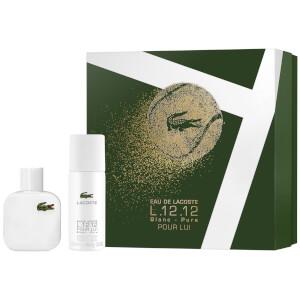 Lacoste L.12.12 Male Blanc Gift Set 148ml