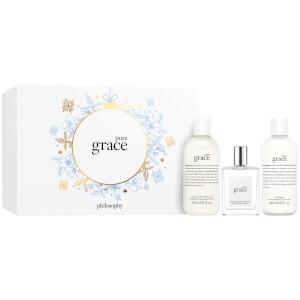 philosophy Limited Edition 'Pure Grace' Eau de Toilette Gift Set