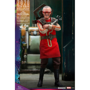 Hot Toys Thor: Ragnarok Stan Lee Toy Fair Exclusive Action Figure