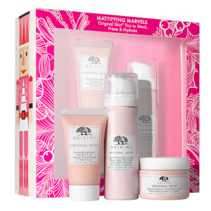 Origins Mattifying Marvels Original Skin Trio to Mask, Prime and Hydrate (Worth £57.00)