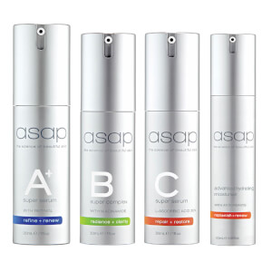 asap Antioxidant Booster Facial Bundle