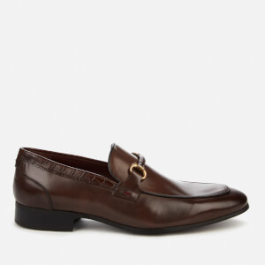 Kurt Geiger London Men's Marco Leather Loafers - Brown