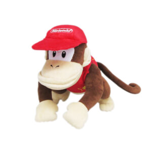 Diddy Kong Soft Toy