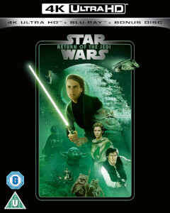 Star Wars - Episode VI - Return of the Jedi - 4K Ultra HD (Includes 2D Blu-ray)