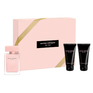 Narciso Rodriguez Women's Eau de Parfum 50ml Set