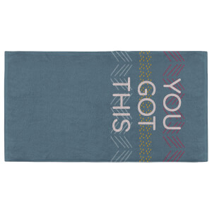 You Got This Fitness Towel