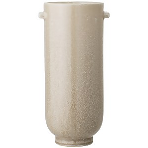 Bloomingville Reactive Glaze Stoneware Vase - Natural