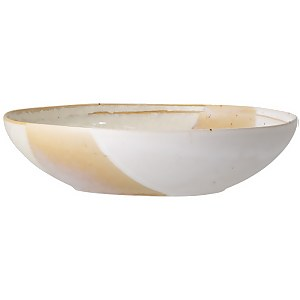 Bloomingville April Pasta Bowl - Cream
