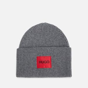 HUGO Men's Xaff 3 Hat - Charcoal