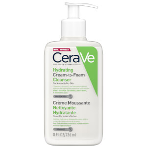 CeraVe Cream to Foam Cleanser 271g