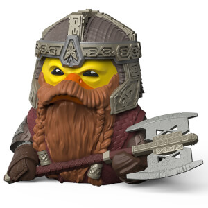 Lord of the Rings Collectible Tubbz Duck - Gimli