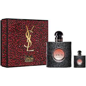 Yves Saint Laurent Black Opium Eau de Parfum 50ml Gift Set (Worth £86.00)