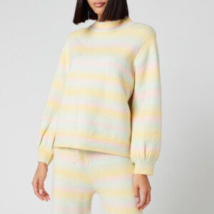 Olivia Rubin Women's Nettie Knitted Jumper - Pastel Ombre