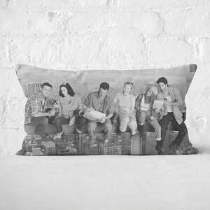 Friends Crane Rectangular Cushion