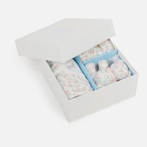 Polo Ralph Lauren Girls' Sleep Suit and Teddy - Beige