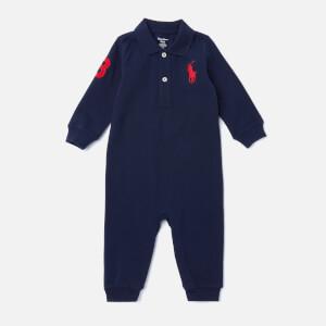 Polo Ralph Lauren Boys' Sleep Suit - Navy