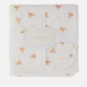 Polo Ralph Lauren Boys' Blanket - White