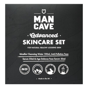 ManCave Advanced Skincare Set