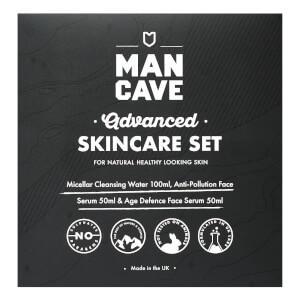 ManCave Advanced Skincare Set (Worth £25.99)