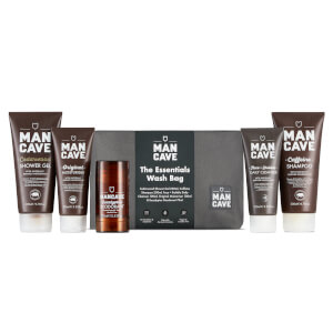 ManCave Essentials Wash Bag (Worth £35.00)