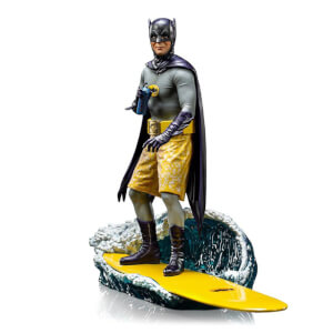 Iron Studios Batman 1966 Deluxe BDS Art Scale Statue 1/10 Batman 21 cm