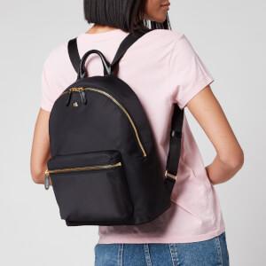 Lauren Ralph Lauren Women's Clarkson 27 Medium Backpack - Black