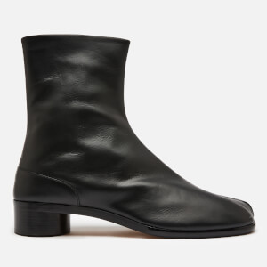 Maison Margiela Men's Tabi Ankle 3cm Boots - Black