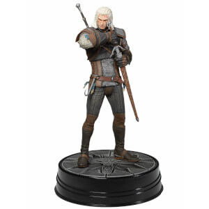 Dark Horse Witcher 3 Wild Hunt PVC Statue Heart of Stone Geralt Deluxe 24 cm