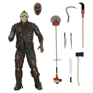 NECA Friday The 13th Part 7 Ultimate Jason (New Blood) 7 Inch Scale Action Figure