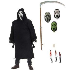 NECA Scream Ultimate Ghost Face 7 Inch Scale Action Figure