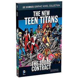 DC Comics Graphic Novel Teen Titans The Judas Contract Book