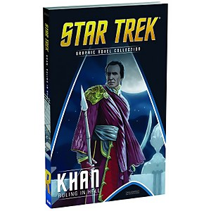 ZX-Star Trek Graphic Novels Kahn Ruling Hell (V26)