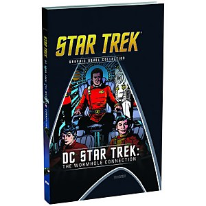 ZX-Star Trek Graphic Novels The Wormhole Connection