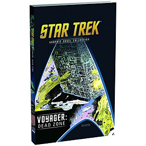 ZX-Star Trek Graphic Novels Voyager 9-15