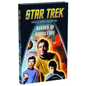 Star Trek Graphic Novels Burden Of Knowledge