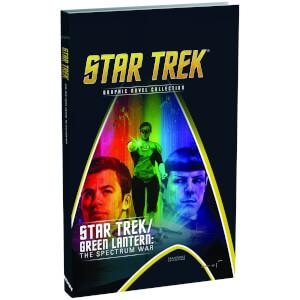 Star Trek Green Lantern The Spectrum War Special 01