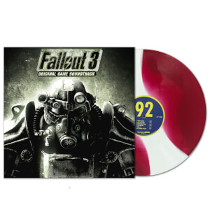 Fallout 3: Original Game Soundtrack Zavvi Exclusive 'Nuka Cola' Limited Edition Colour LP