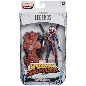 Hasbro Marvel Legends Venom Ghost-Spider 6 Inch Action Figure
