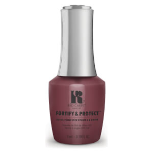 Red Carpet Manicure LED Fortify and Protect Falling in Louvre Gel Polish 9ml
