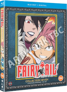 Fairy Tail Collection 7 (Episodes 143-164)