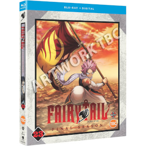 Fairy Tail: The Final Season: Part 23 (Episodes 278-290)