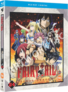 Fairy Tail: The Final Season: Part 24 (Episodes 291-303)