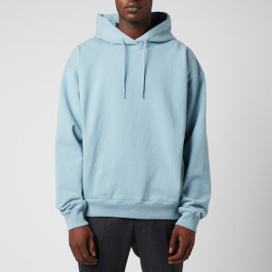 Martine Rose Men's Classic Hoodie - Light Blue
