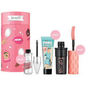 benefit Beauty Thrills Brow, Mascara and Primer Gift Set (Worth £36.00)