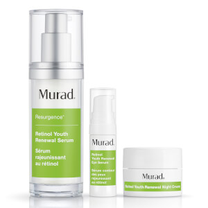 Murad All About Renewal Retinol Value Set (Worth £108.00)
