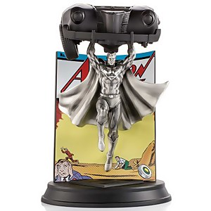 Royal Selangor DC Comics Action Comics #1 Limited Edition Superman Pewter Statue - 800 Pieces Worldwide