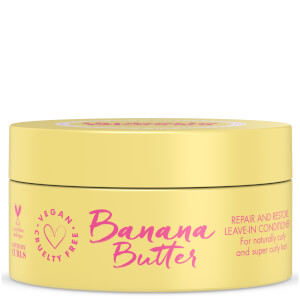 Umberto Giannini Banana Butter Leave-In-Conditioner 200g