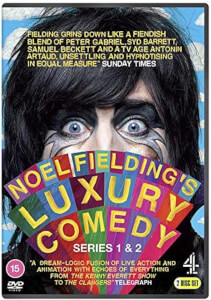 Noel Fielding's Luxury Comedy: The Complete Series 1-2