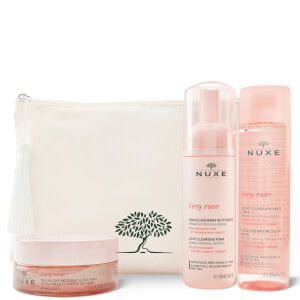 Very Rose Facial Cleansing Set
